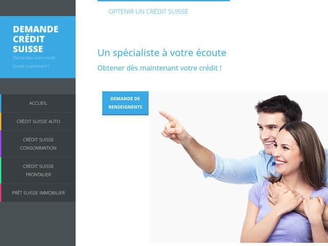 www.demandecreditfacile.ch